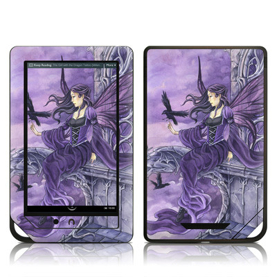 Barnes and Noble NOOK Tablet Skin - Dark Wings
