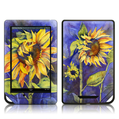 Barnes and Noble NOOK Tablet Skin - Day Dreaming