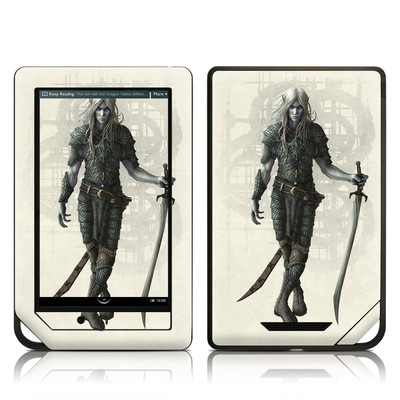 Barnes and Noble NOOK Tablet Skin - Dark Elf