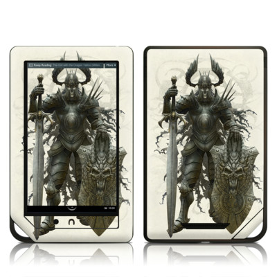 Barnes and Noble NOOK Tablet Skin - Dark Knight