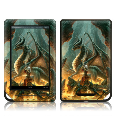Barnes and Noble NOOK Tablet Skin - Dragon Mage