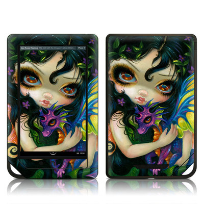 Barnes and Noble NOOK Tablet Skin - Dragonling Child
