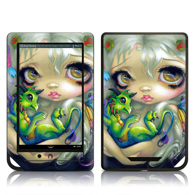 Barnes and Noble NOOK Tablet Skin - Dragonling