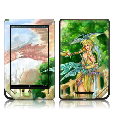 Barnes and Noble NOOK Tablet Skin - Dragonlore