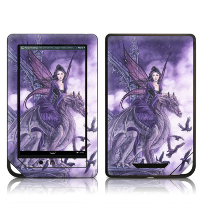 Barnes and Noble NOOK Tablet Skin - Dragon Sentinel