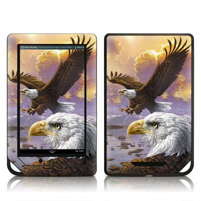 Barnes and Noble NOOK Tablet Skin - Eagle