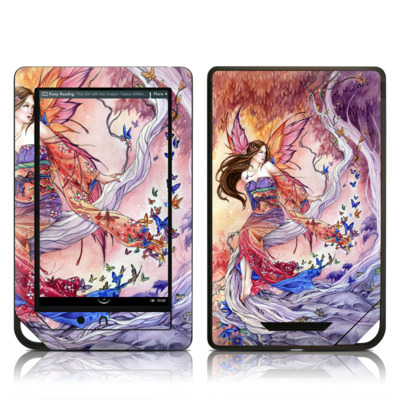Barnes and Noble NOOK Tablet Skin - The Edge of Enchantment