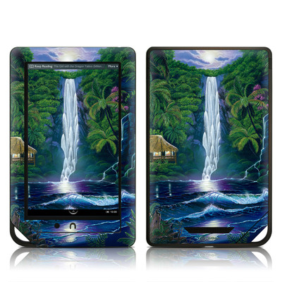 Barnes and Noble NOOK Tablet Skin - In The Falls Of Light