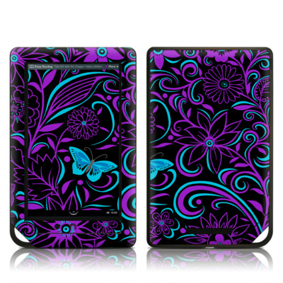 Barnes and Noble NOOK Tablet Skin - Fascinating Surprise
