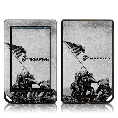 Barnes and Noble NOOK Tablet Skin - Flag Raise