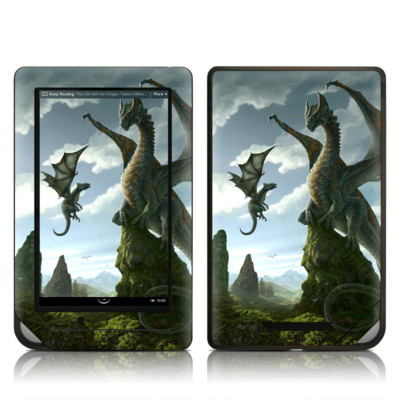 Barnes and Noble NOOK Tablet Skin - First Lesson