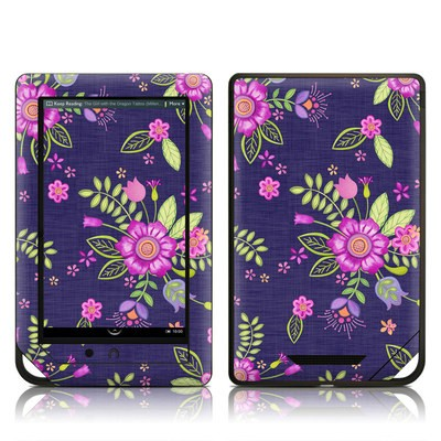 Barnes and Noble NOOK Tablet Skin - Folk Floral