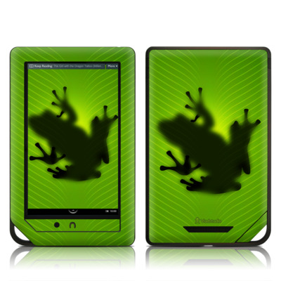 Barnes and Noble NOOK Tablet Skin - Frog