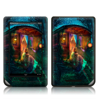 Barnes and Noble NOOK Tablet Skin - Gypsy Firefly