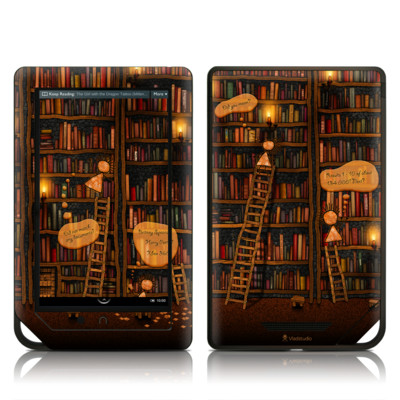Barnes and Noble NOOK Tablet Skin - Google Data Center