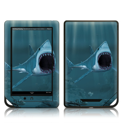 Barnes and Noble NOOK Tablet Skin - Great White