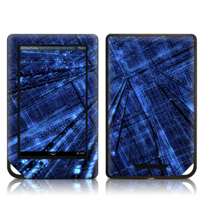 Barnes and Noble NOOK Tablet Skin - Grid