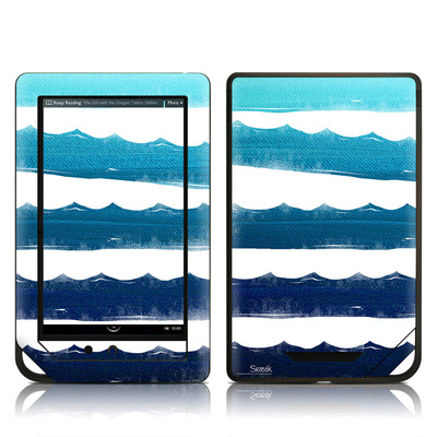 Barnes and Noble NOOK Tablet Skin - Horizon Lines