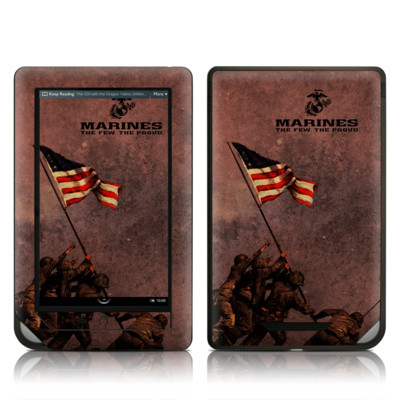 Barnes and Noble NOOK Tablet Skin - Honor