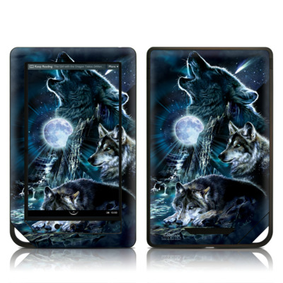 Barnes and Noble NOOK Tablet Skin - Howling