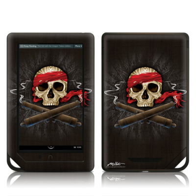 Barnes and Noble NOOK Tablet Skin - High Seas Drifter