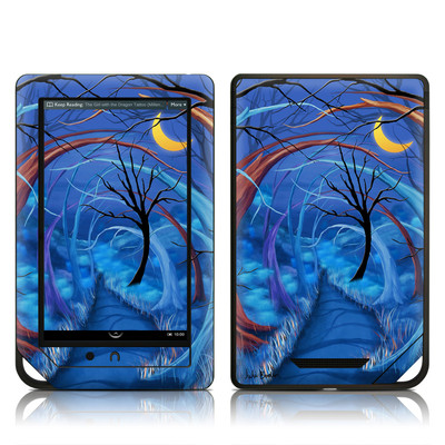 Barnes and Noble NOOK Tablet Skin - Ichabods Forest