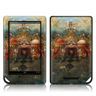 Barnes and Noble NOOK Tablet Skin - Imaginarium