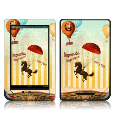 Barnes and Noble NOOK Tablet Skin - Impossible