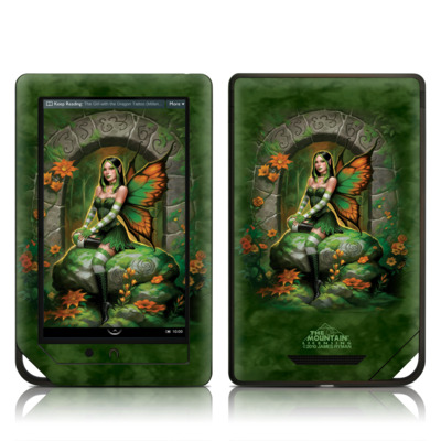Barnes and Noble NOOK Tablet Skin - Jade Fairy