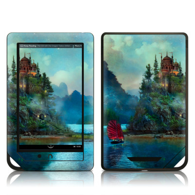 Barnes and Noble NOOK Tablet Skin - Journey's End