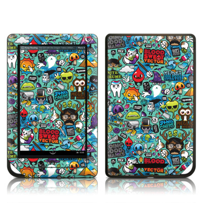 Barnes and Noble NOOK Tablet Skin - Jewel Thief