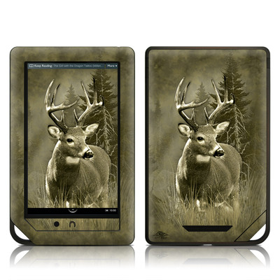 Barnes and Noble NOOK Tablet Skin - Lone Buck