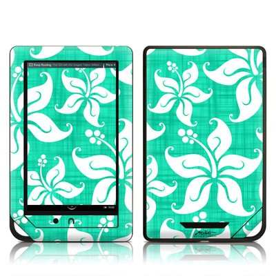 Barnes and Noble NOOK Tablet Skin - Mea Aloha