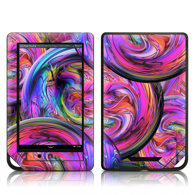 Barnes and Noble NOOK Tablet Skin - Marbles