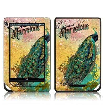 Barnes and Noble NOOK Tablet Skin - Marvelous