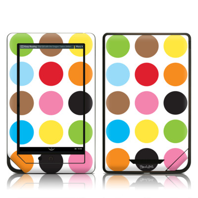 Barnes and Noble NOOK Tablet Skin - Multidot
