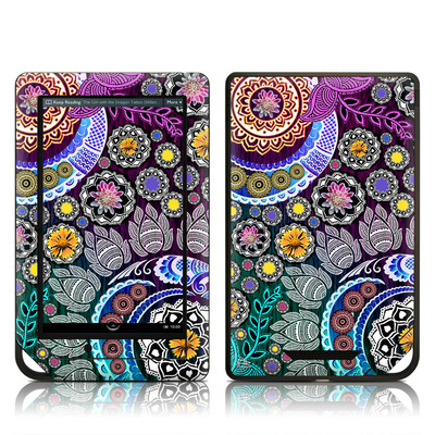 Barnes and Noble NOOK Tablet Skin - Mehndi Garden