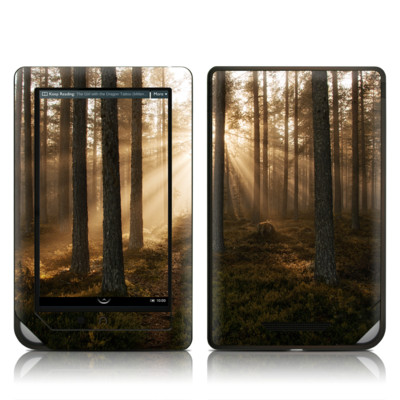 Barnes and Noble NOOK Tablet Skin - Misty Trail