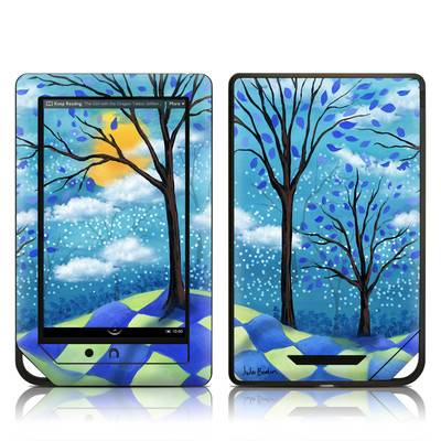 Barnes and Noble NOOK Tablet Skin - Moon Dance Magic