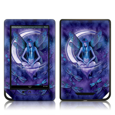 Barnes and Noble NOOK Tablet Skin - Moon Fairy