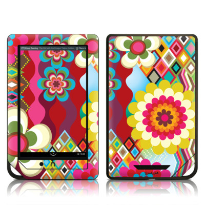 Barnes and Noble NOOK Tablet Skin - Mosaic