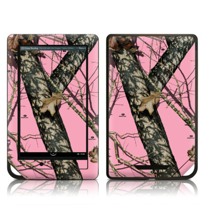 Barnes and Noble NOOK Tablet Skin - Break-Up Pink