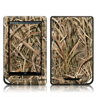 Barnes and Noble NOOK Tablet Skin - Shadow Grass Blades