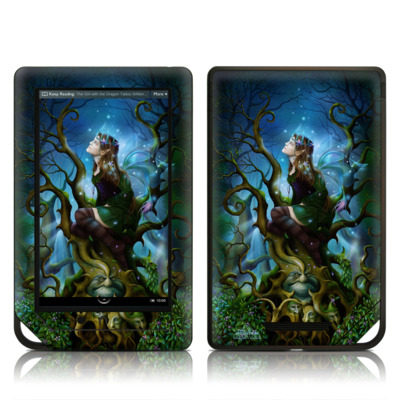 Barnes and Noble NOOK Tablet Skin - Nightshade Fairy