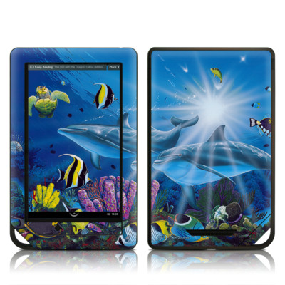 Barnes and Noble NOOK Tablet Skin - Ocean Friends