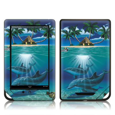 Barnes and Noble NOOK Tablet Skin - Ocean Serenity