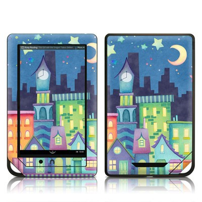 Barnes and Noble NOOK Tablet Skin - Our Town