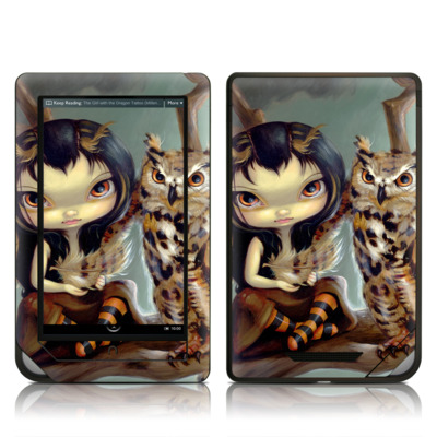 Barnes and Noble NOOK Tablet Skin - Owlyn
