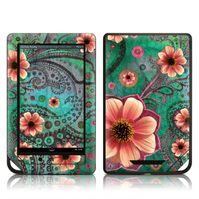 Barnes and Noble NOOK Tablet Skin - Paisley Paradise