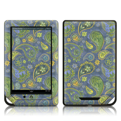 Barnes and Noble NOOK Tablet Skin - Pallavi Paisley